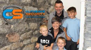 Meet the Barnes of Clitheroe Security