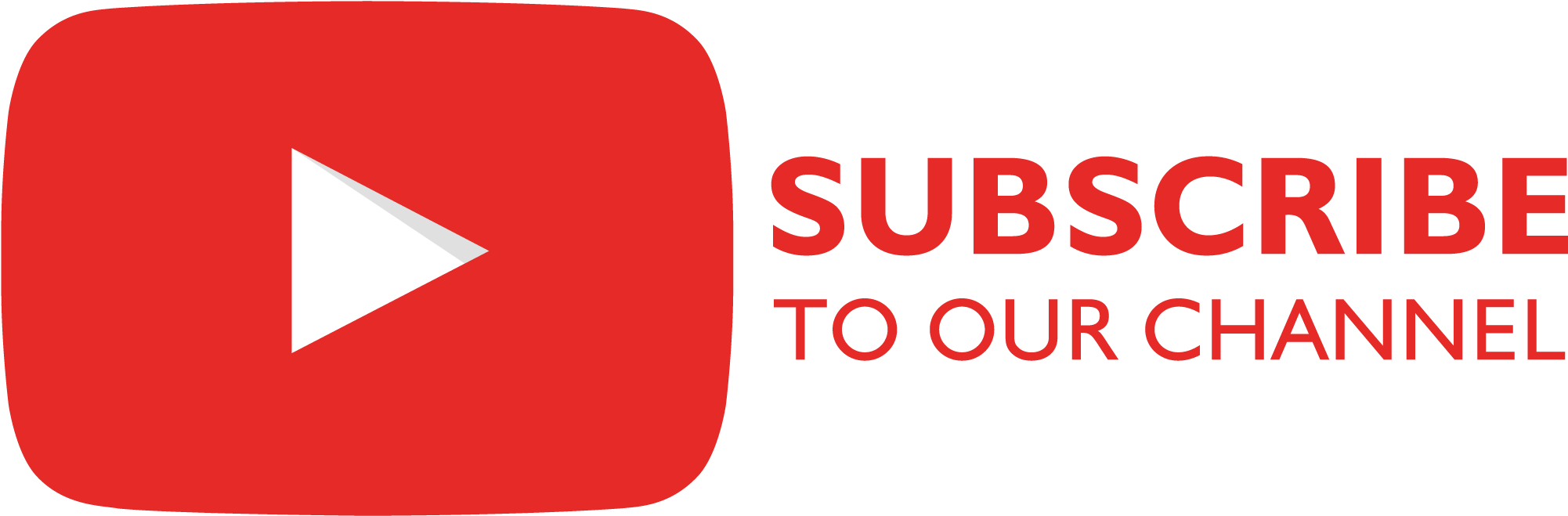 Subscribe to our Youtube