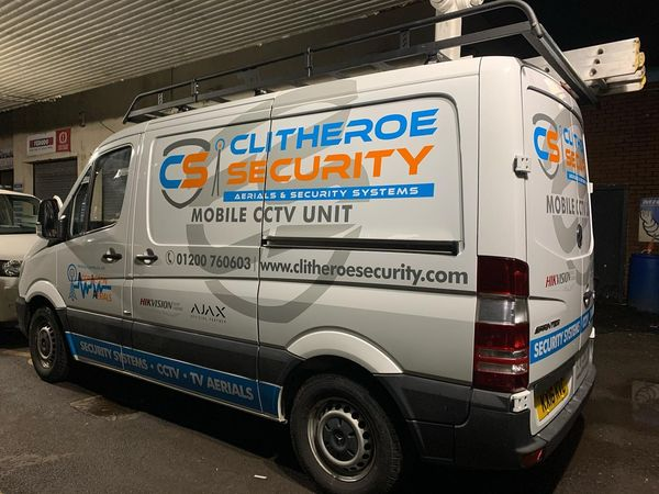 Clitheroe_Security_New_Van